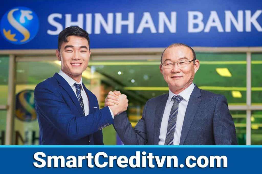 Thông tin liên hệ với ngân hàng SHinhan bank và hotline shinhan bank